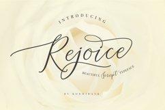Rejoice Typeface Product Image 1