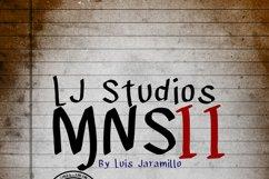 LJ Studios MNS 2 Product Image 4