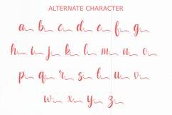 Raflist - Script Font Product Image 6