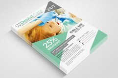Medical Dental Flyer Templates Product Image 3