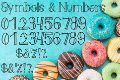Doughnot Font Product Image 4
