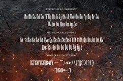 Web Font La Sagrada Font Product Image 5