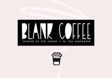Blackout - A Bold Handmade Font Product Image 3