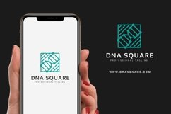 DNA Square Logo Product Image 3