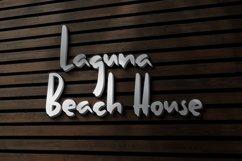 Laguna - Unique Handwritten Font Product Image 5