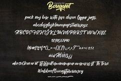 Bouquet | A Simpely Wetbrush Script Product Image 5