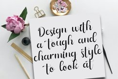Sahyan Maglin - Luxury Calligraphy Font Product Image 2