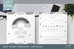 Kids Gratitude Journal Canva Template for Printable Products Product Image 4