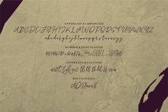 Sallahan - A Signature Font Product Image 6