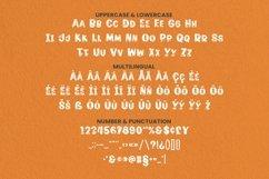 SaBeNa Font Product Image 5