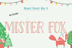 Forest Creatures Font Trio Product Image 2
