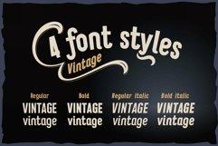 10 Vintage Font Families Bundle Product Image 6