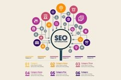 Social Media Infographic Elements Product Image 5
