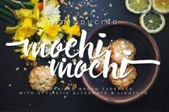 Web Font Mochimochi Typeface Product Image 1