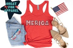 Meowica | A 4th of July Font Family Product Image 7