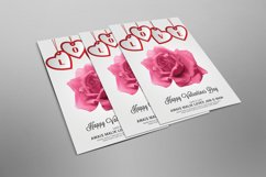 Valentines Invitation Card Product Image 2