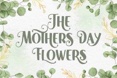 Beauty Florist Font Product Image 3