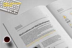 CODEX. Web Design Proposal Product Image 6