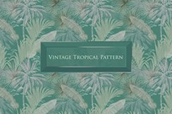 Vintage tropical pattern Product Image 6