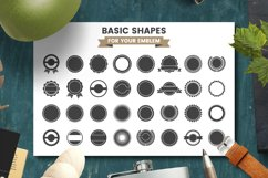 568 Vintage Objects and Badges Product Image 6
