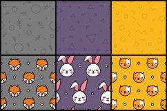 Animal Hugs Bundle - Illustrations and patterns Product Image 2