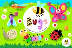 Bugs Clipart Product Image 1