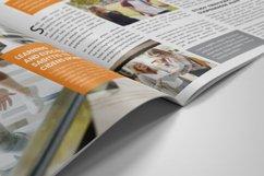 Education Magazine Brochure v1 Product Image 5