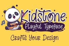 Kidstone - Cute Typeface Product Image 1