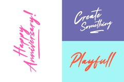Scoutdale | Handwritten Brush Font Product Image 2