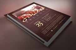 Sinless Church Flyer Template Product Image 1