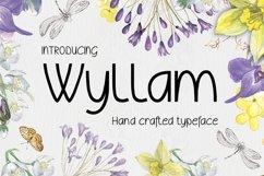 Wyllam Font Product Image 1