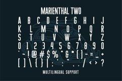 Marienthal Font Bundle Extras! Product Image 5