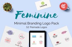 1200 Premade Logos Mega Bundle Product Image 20