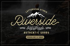 Riverside Font Duo Product Image 1