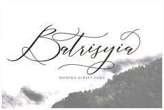Batrisyia Script Product Image 1