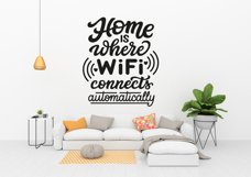 Home and Family Quotes.15 SVG Designs Product Image 3