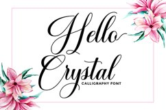Hello Crystal Product Image 1