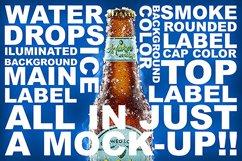Beer Bottle Mockup Product Image 1