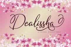 Dealissha script Product Image 1