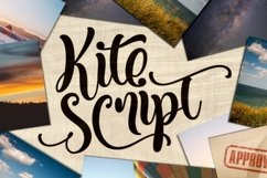 Kite Script Product Image 2