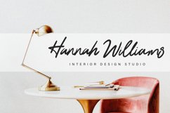 Lilly White Script Font Product Image 3