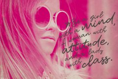 Girly Script Font Product Image 4
