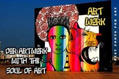 Urban Sketart - Creative Graffiti Lettering Font Product Image 5