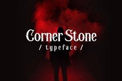 Corner Stone Typeface Product Image 1