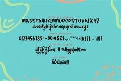 Web Font Maherla - Fun & Bold Font Product Image 5