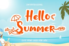 Hello Summer Product Image 1