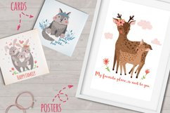 Cute Forest Animals Collection Product Image 3