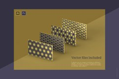Luxury patterns - 250 geometric backgrounds collection Product Image 16