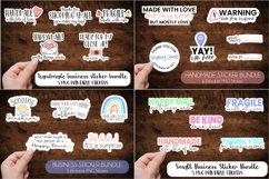 Ultimate Handmade Business Sticker Bundle Product Image 1