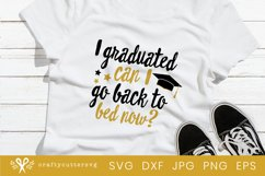 Graduate Svg Cut File| Graduation Cricut File Product Image 1